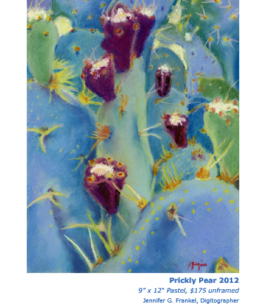 Prickly Pear Pastel